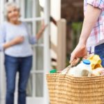Shopping For Elderly Neighbour