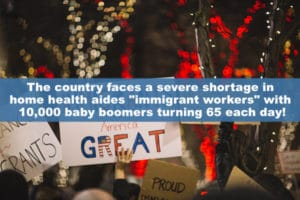 Immigrant Worker Shortage