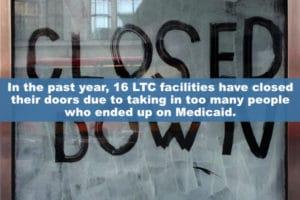 Two more Wisconsin nursing homes closing, both citing Medicaid reimbursement problems