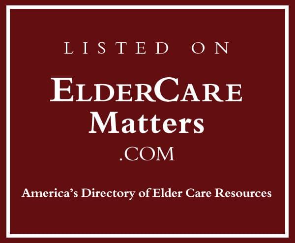 Elder Care Matters